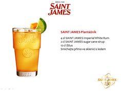 Saint James PLANTÁŽNÍK