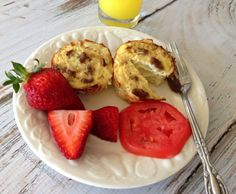 Individual Frittatas with Jimmy Dean Sausage Crumbles Recipe perfect for brunch or breakfast #spon #JDCrumbles  Blog By Donna http://blogbydonna.com