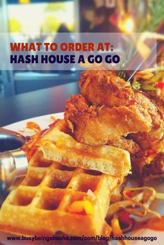 This Hash House Is A Go Go Hash House A Go Go Plano Tx Busybeingshasha Food Favorite Dish Brunch Menu