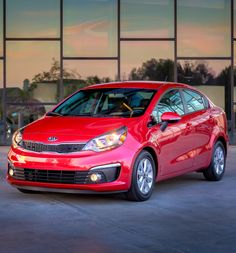 With two new available colors and an array of new features, the new 2016 Kia Rio sedan is FUNctional. Read more: http://www.kiamedia.com/us/en/media/pressreleases/9890/2016-rio-sedan-debuts-at-chicago-auto-show