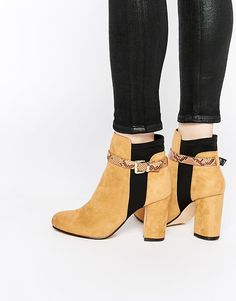 River Island | River Island Buckle Boot at ASOS