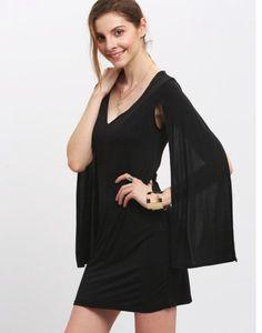 vestido cuello V: 18,95€ - Samzah