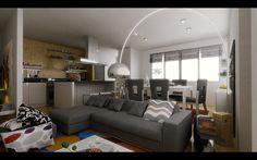 decorating small apartments - Buscar con Google