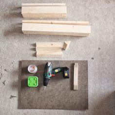 Little Corner of Crafts: Bygg en låda!