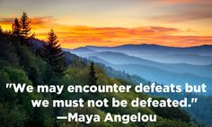 "I got ""We may encounter defeats but we must not be defeated.""! Can We Guess Your Personal Philosophy Based On This One Question?"