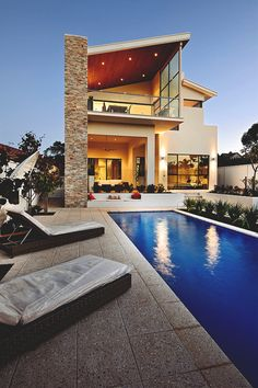 mistergoodlife:  Bicton Home by Residential Altitudes