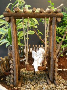 $15.99   The orient arbor makes a great place for your fairy to swing!   Envirocakes.com