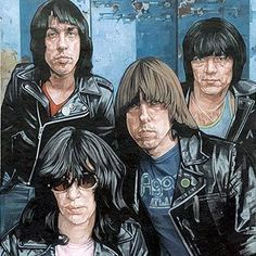 The Ramones - 100 Greatest Artists | Rolling Stone