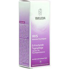 WELEDA Iris erfrischende Tagespflege:   Packungsinhalt: 30 ml Tagescreme PZN: 02057346 Hersteller: WELEDA AG Preis: 7,03 EUR inkl. 19 %…