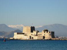 Burtzi,Nauplio,Greece