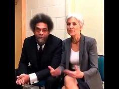 18 Jul '16:  Dr Cornel West Endorses Dr Jill Stein For President - YouTube - Non Mirage Truth Vision - 5:42