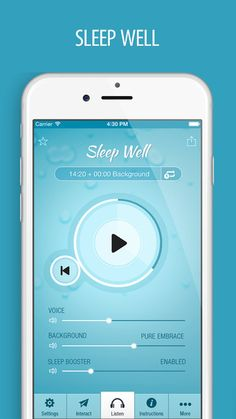 Sleep Well Hypnosis FREE - Cure Insomnia with Guided Relaxation & Ambient Sleeping Sounds by Surf City Apps Guided Meditation and Self Help Hypnosis LLC