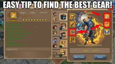 How to Find the BEST GEAR SETS in Taichi Panda Heroes!