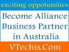 business partner australia