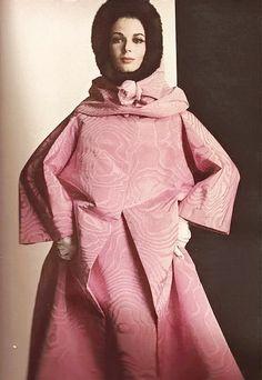 Nina Ricci for Vogue 1961