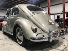 Bid for the chance to own a 1958 Volkswagen Beetle at auction with Bring a Trailer, the home of the best vintage and classic cars online. Lot #8,898.
