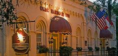 I've stayed at the Olde Harbour Inn, it's lovely!  #Savannah #NoBoysAllowed