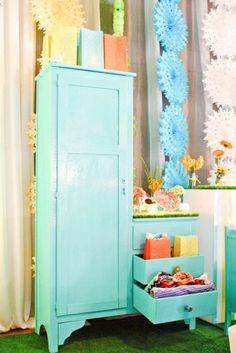 Tiffany Blue Cupboard    http://www.epicempire.com.au/tiffany-blue-cupboard/    #epicempire #tiffany #tiffanyblue #furniture #furniturehire