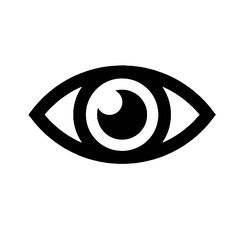 Eye, Computer Icon, Vector, Focus - Concept