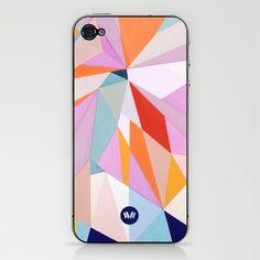 Cortero by Nuria Mora: iPhone Skin, $15. #iPhone_Skin #Nuria_Mora