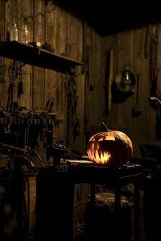 evil pumpkin. great set.
