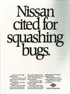 Nissan - Chiat\Day - 1987