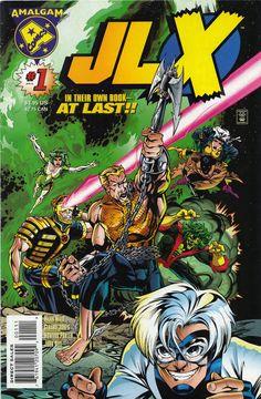 Amalgam Comics | Amalgam Comics Characters