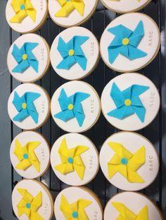 Pinwheels cookies, galletas molinillo