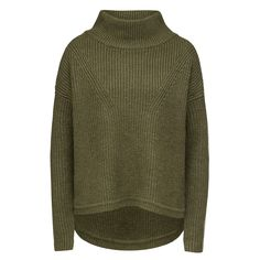 French Connection Honeycomb Stitch Knit features a relaxed silhouette that looks great layered over a dress as it does with boyfriend jeans. This knit features long sleeves and high funnel neckline. Fits true to size. 40% Viscose 22% Nylon 21% Wool 17% Cotton