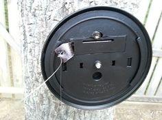 Idea for silent alarm…..