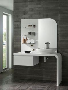 Pick white gloss furniture