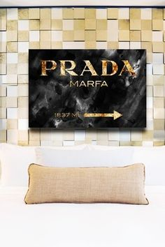 Oliver Gal Marfa Night Canvas Art on HauteLook Oliver Gal, Prada Marfa, Interior Design Boards, Fashion Wall Art, Mirror Art, Cute Home Decor, Art Decor, Decoration, Canvas Wall Art