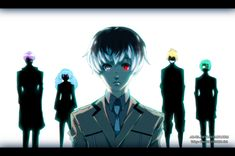 Tokyo Ghoul:RE: Quinx Squad IM GONNA BE POSTING A LOT OF SPOILERS ON TOKYO GHOUL RE BTW