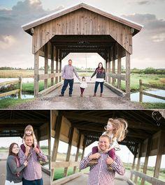 Family of 3 - outdoor photography © 2015 Brandi Watford Photography LLC