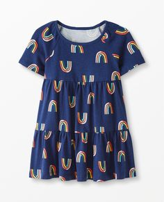 Matching Family Pajamas, Best Summer Dresses, Hanna Andersson, Girls Accessories, Girls Shopping, Toddler Girl, Girl Outfits, Retro, Cotton