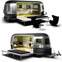 Surfs Up – Mini Cooper S Clubman Airstream Combo