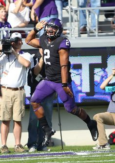 Trevone Boykin // TCU Horned Frogs