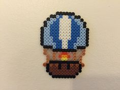 Air balloon mushroom perler beads by  Bjrnbr - Björn Börjesson
