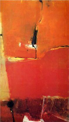 "Richard Diebenkorn Abstract Paintings | Sausalito by Richard Diebenkorn ""abstract painting"" - WikiPaintings ..."