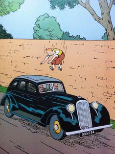 Tintin - Poster album - French edition including 21 posters- (1986) • Tintin, Herge j'aime