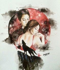 La Luna Sangre soon.. Daniel Johns, Cant Help Falling In Love, Daniel Padilla, Kathryn Bernardo, Jadine, King Of Hearts, King Queen, Philippines, Fan Art