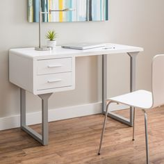The Best Desks for Small Spaces | Pinterest | Clever design, Tiny ...