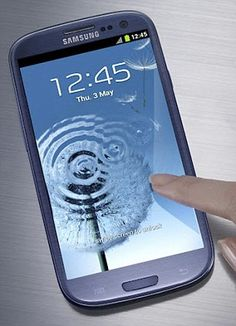 Galaxy S3 is out.  Not that there's anything wrong with that.