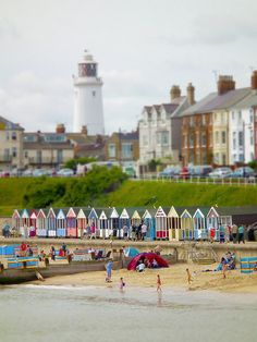 Southwold beachfront | Flickr - Photo Sharing!
