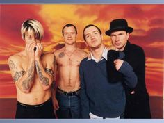 Historia de Red Hot Chili Peppers by Juan Esteban Olgieser Camacho..