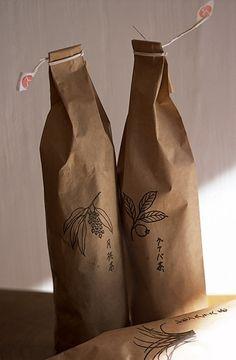 Packaging by Kasia Teiko