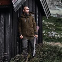High quality hunting clothes. Designed in Denmark. 5 years product warranty. See more at www.MyHuntingShop.com