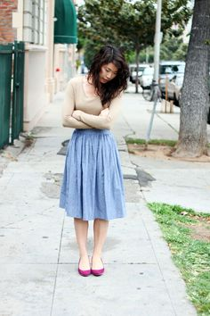 Modest Clothing | Modest Outfits | Modest Fashion Blog | Clothed Much m-m-modern-and-modest