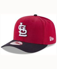 New Era St. Louis Cardinals Vintage Washed 9FIFTY Snapback Cap