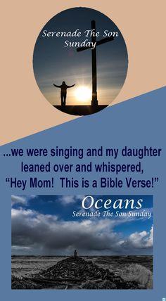 #SerenadeTheSonSundays #ATattooOnHisPalm #Oceans #Praise #Worship